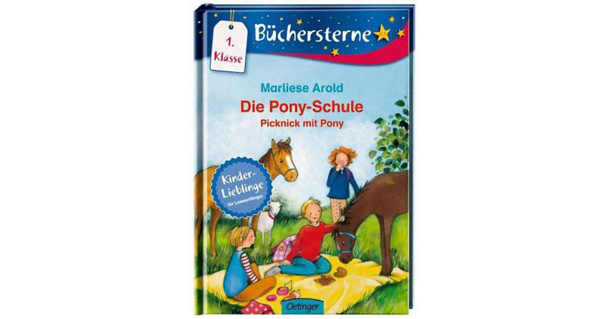 Die Pony-Schule. Picknick mit Pony