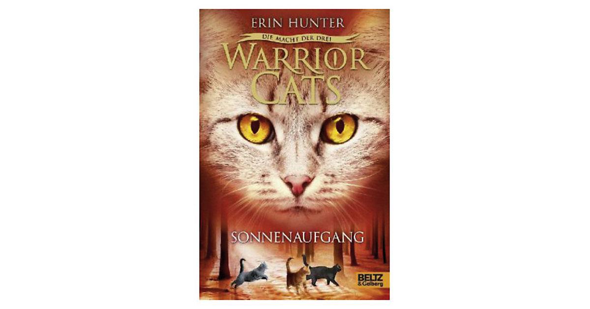 Warrior Cats - Die Macht der drei: Sonnenaufgan...