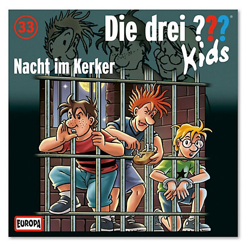Die Drei ??? Kids - drei 33: Nacht im Kerker (CD) jetztbilligerkaufen