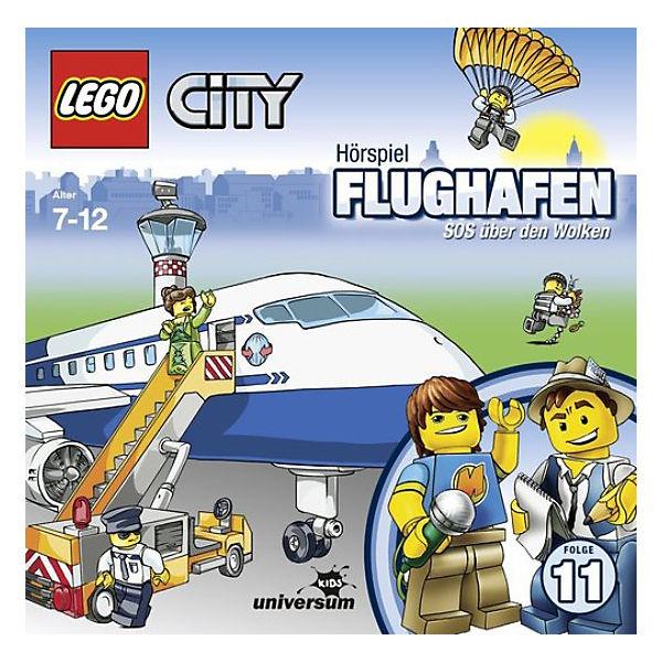 Cd Lego City 11 Flughafen Sos über Den Wolken Lego Mytoys