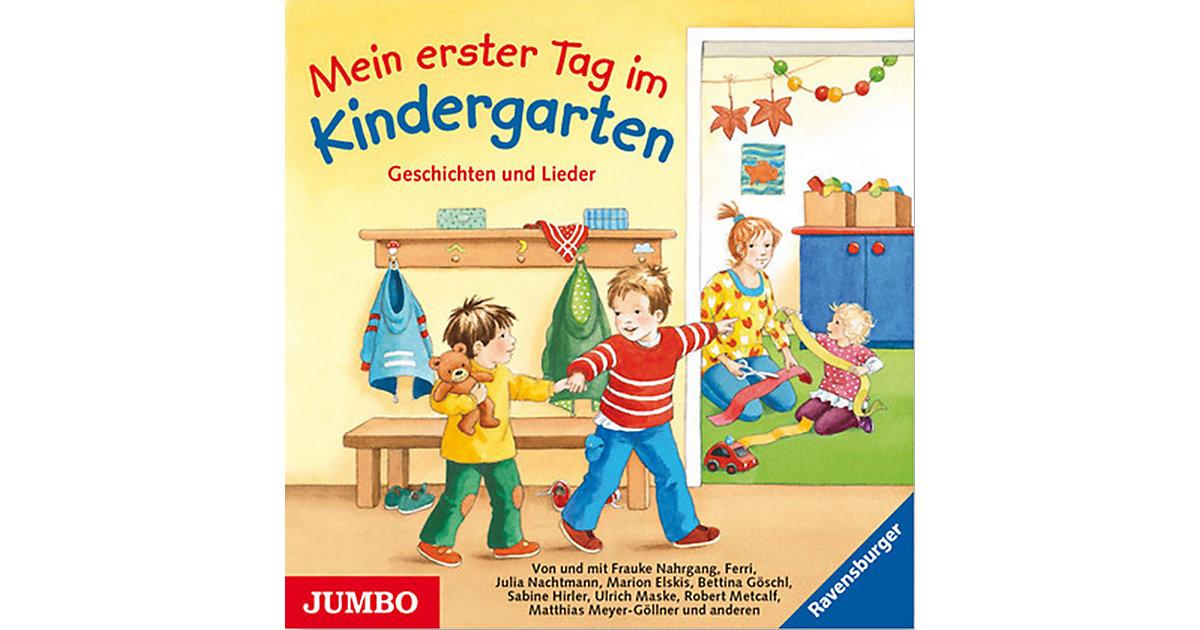 CD Mein erster Tag im Kindergarten