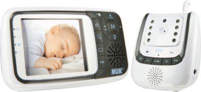 Video Babyphone Eco Control, NUK