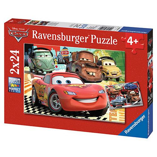 Ravensburger Disney Cars: Neue Abenteuer Puzzleset 2 x 24 Teile Sale Angebote Pappenheim