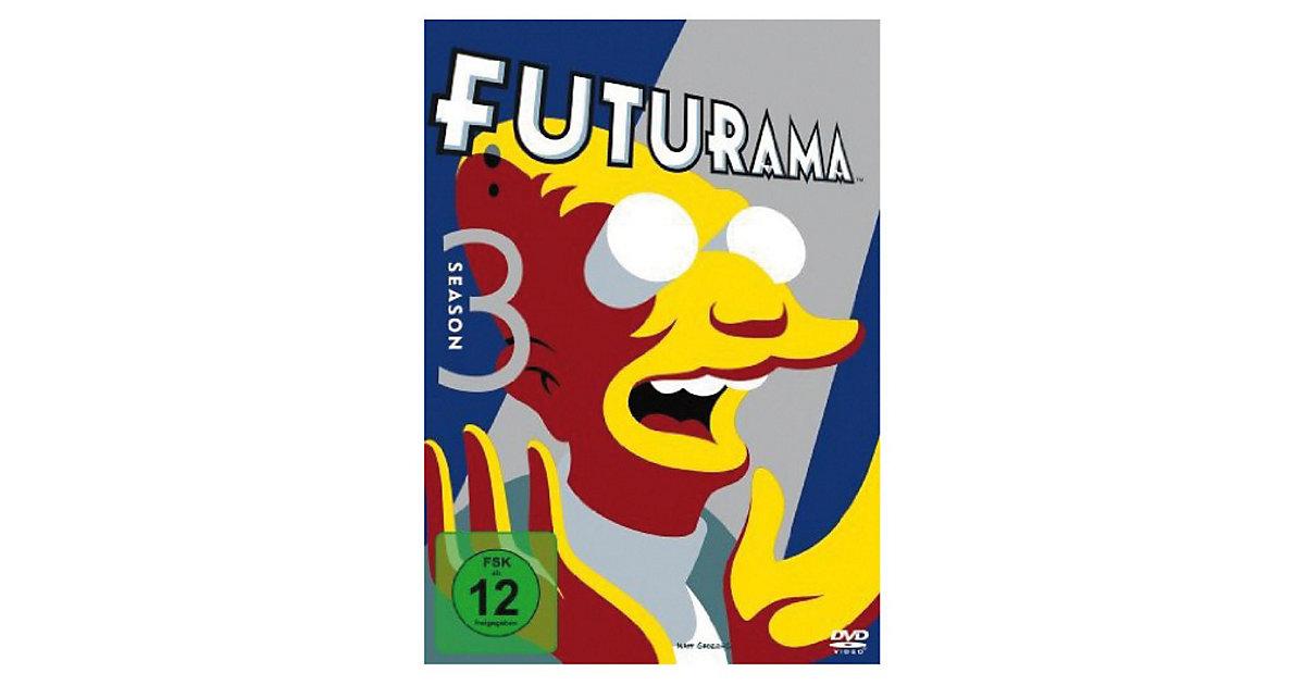 DVD Futurama - Season 3