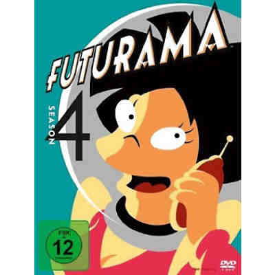 DVD Futurama - Season 4