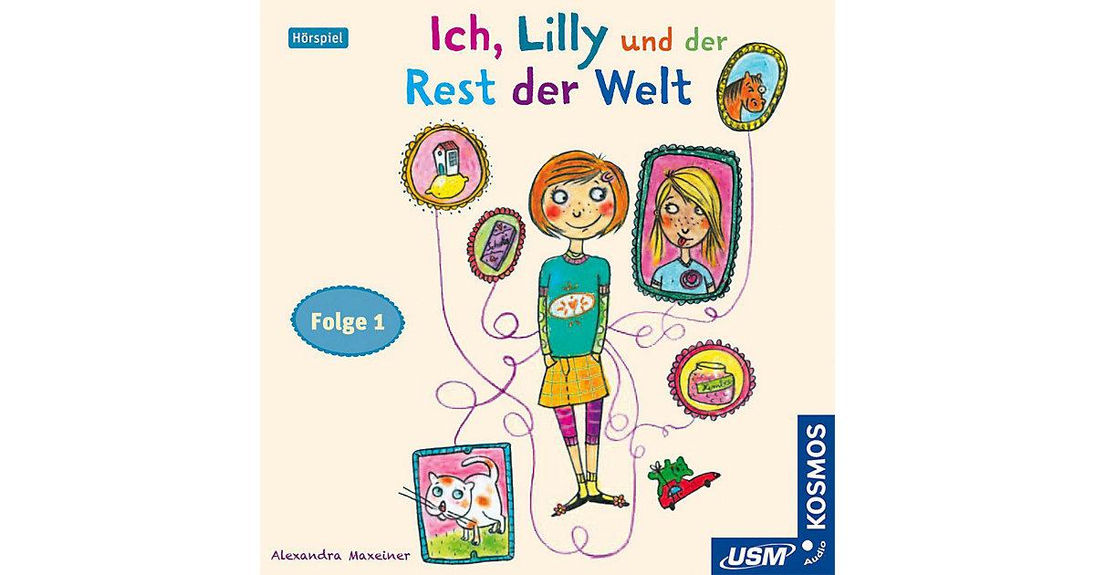 CD Ich, Lilly und der Rest der Welt 1