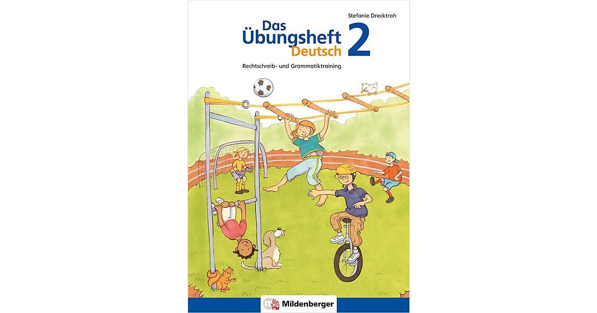 Das Übungsheft Deutsch: Drecktrah, Stefanie: 2....