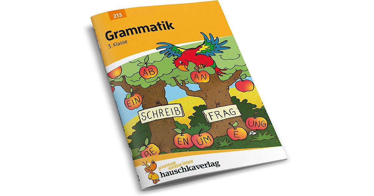 Hauschka Verlag · Grammatik 3. Klasse