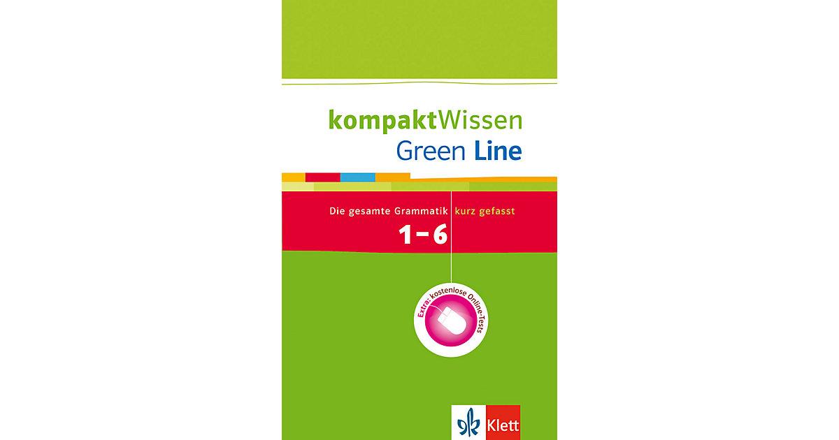 Green Line: Die gesamte Grammatik kurz gefasst ...