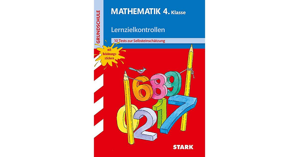 Mathematik 4. Klasse, Lernzielkontrollen