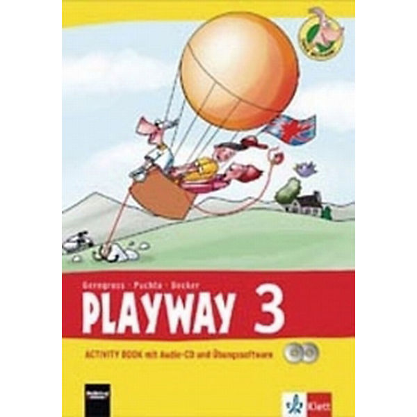 Playway ab Klasse 3 (Ausgabe 2013): 3. Schuljahr, Activity Book m. Audio-CD u. CD-ROM