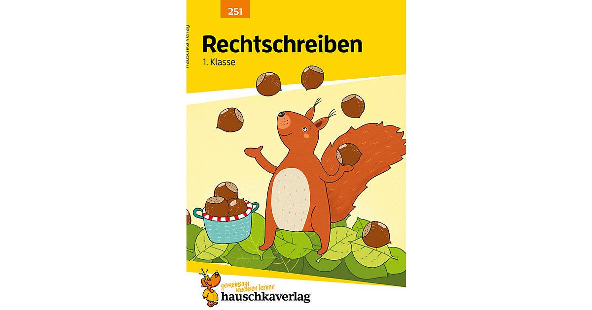 Hauschka Verlag · Rechtschreiben 1. Klasse