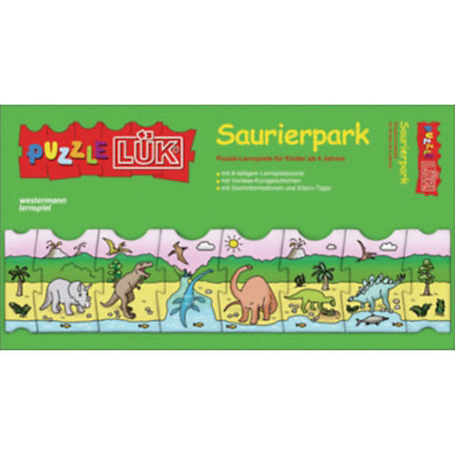 Westermann Verlag PuzzleLÜK - Saurierpark