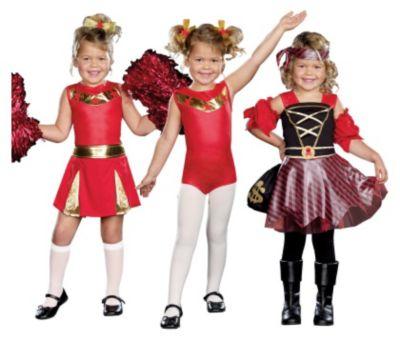 Kostüm 3in1 Sternchen Gr. 116/128 Mädchen Kinder