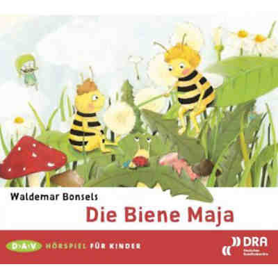 Die Biene Maja, 1 Audio-CD