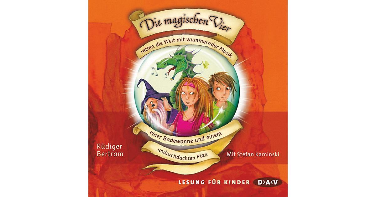 Die magischen Vier retten die Welt mit wummernd...