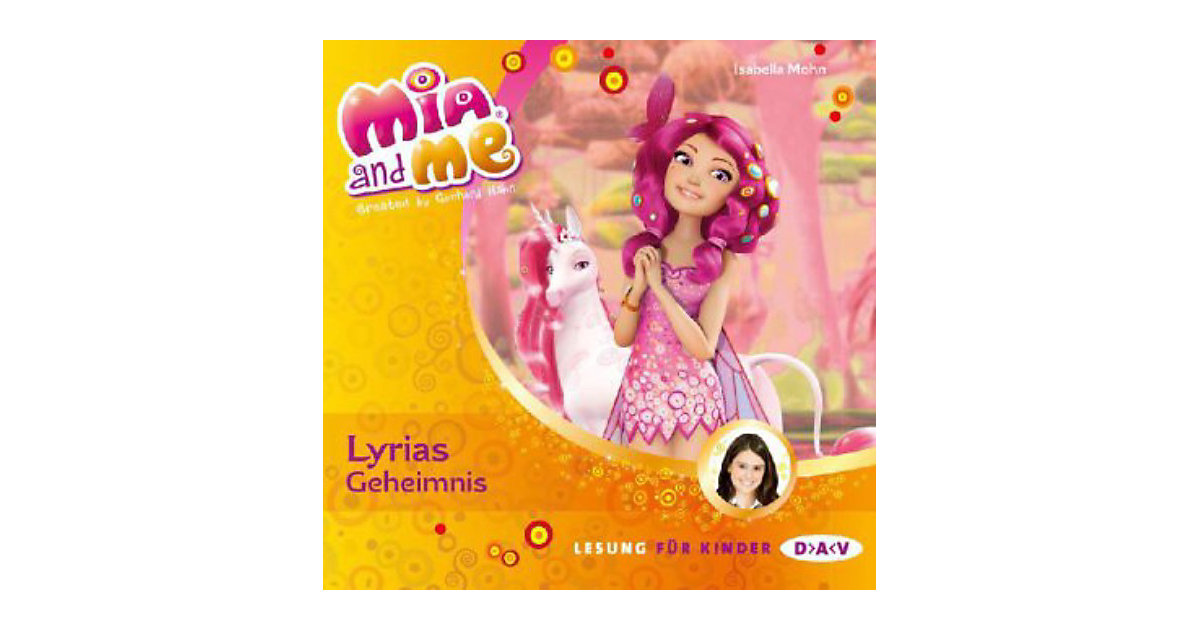 Mia And Me: Lyrias Geheimnis, Audio-CD