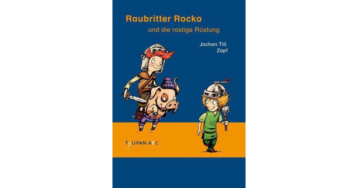 Raubritter Rocko und die rostige Rüstung