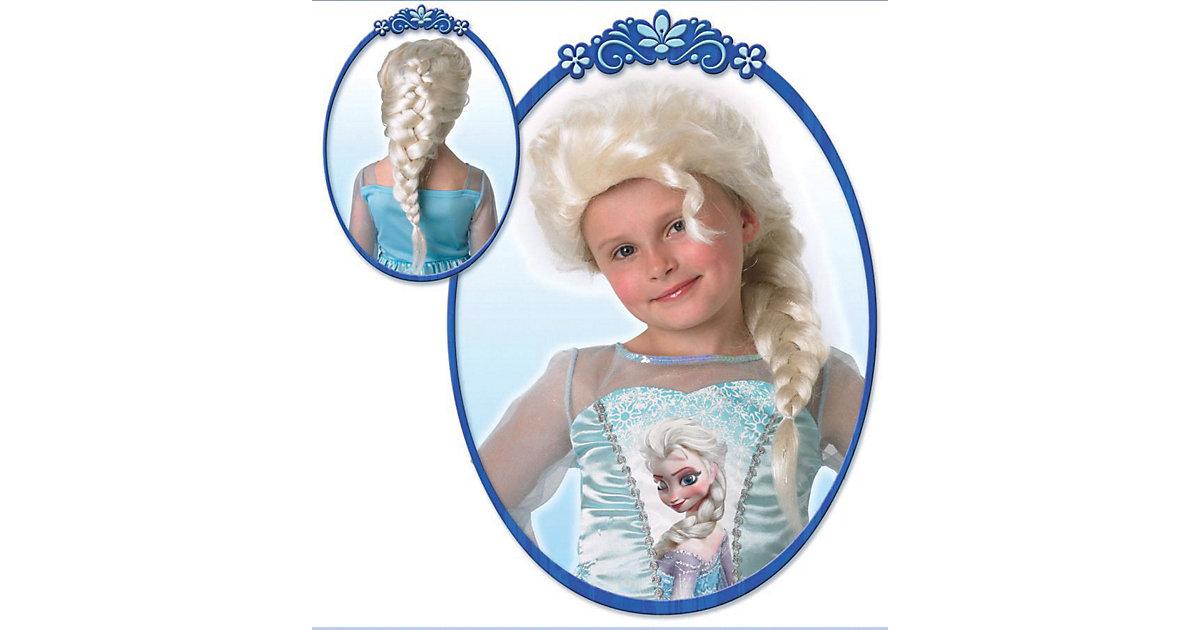 Eiskönigin Elsa Perücke Mädchen Kinder