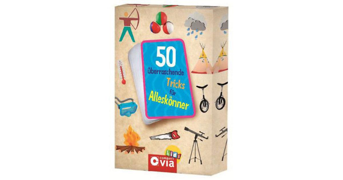 50 überraschende Tricks Alleskönner Kinder