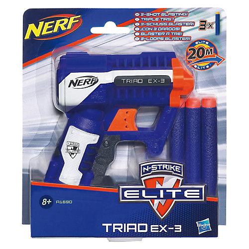 """Бластер Nerf Elite """"Триад"""" от Hasbro"""