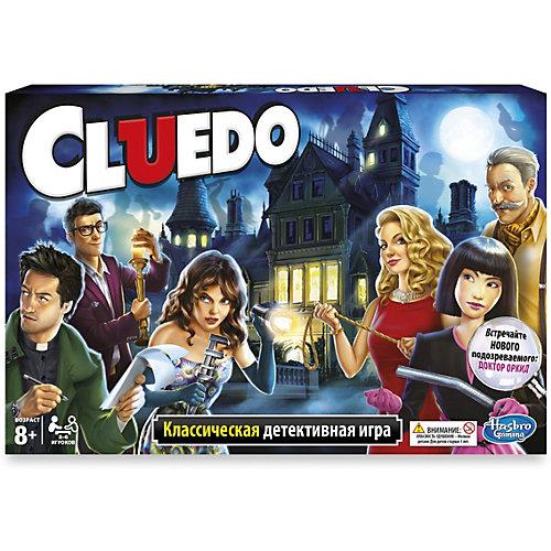 "Настольная игра Hasbro ""Клуэдо"" от Hasbro"