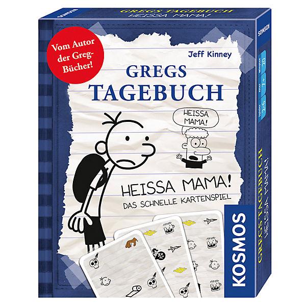 Gregs Tagebuch - Heissa Mama!, Kosmos