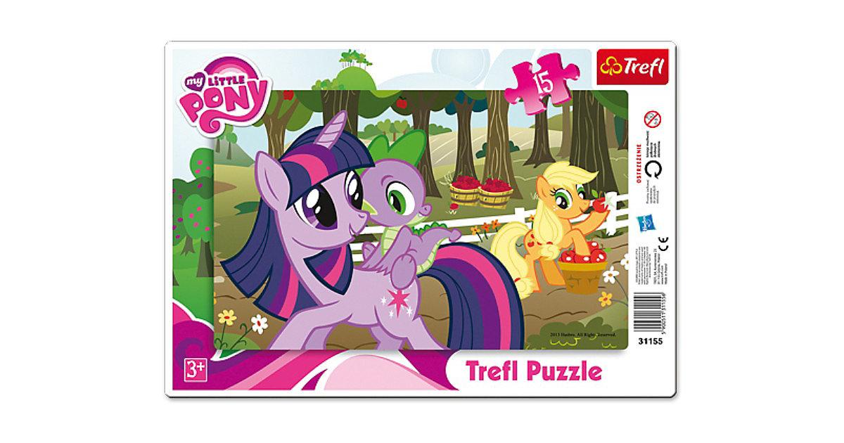 Rahmenpuzzle 15 Teile - My little Pony