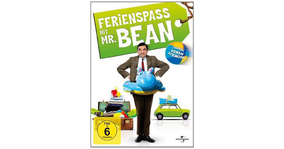 DVD Ferienspaß mit Mr. Bean