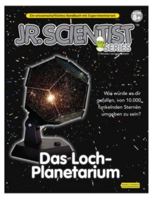 Planetarium Bausatz mit Buch