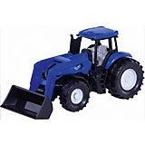 Трактор New Holland, синий (1:72), SIKU