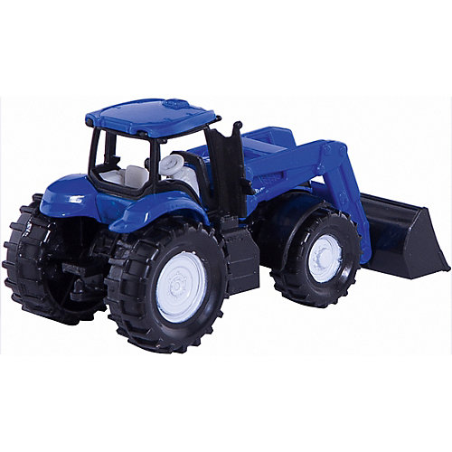Трактор New Holland, синий (1:72), SIKU от SIKU
