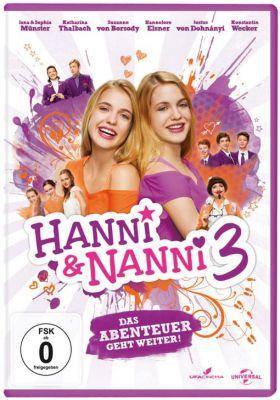 Dvd Nanni 3 Und Hanni 7ybfgY6