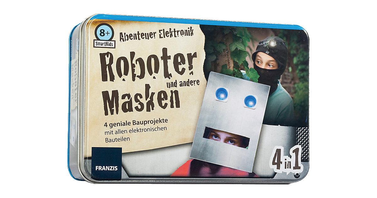 Abenteuer Elektronik - Robotermasken