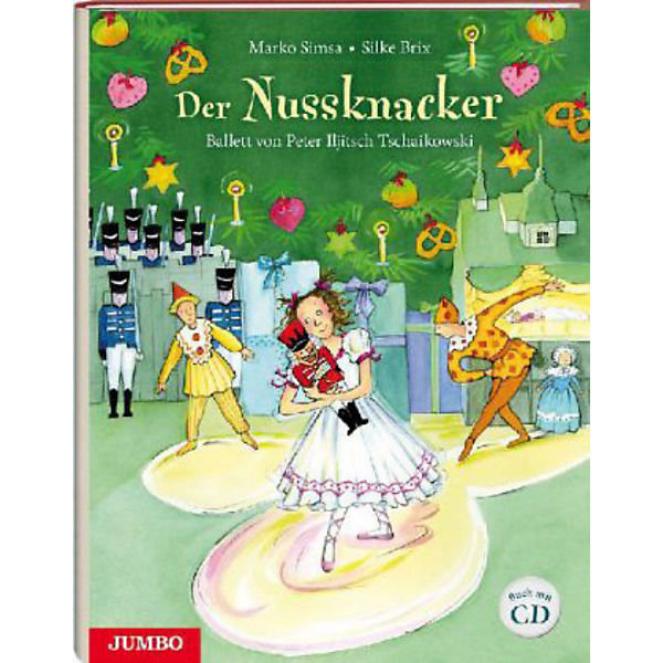 Der Nussknacker, m. Audio-CD