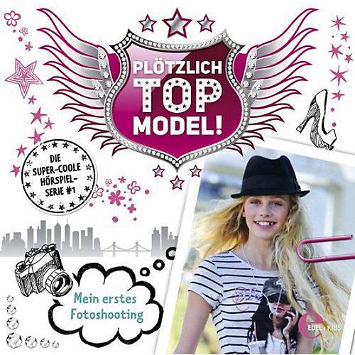 CD Plötzlich Top Model 1 – Mein erstes Fotoshooting   04029759088035