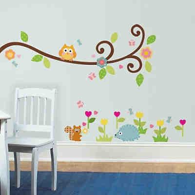 Wandsticker - Wandtattoos für das Kinderzimmer günstig ...