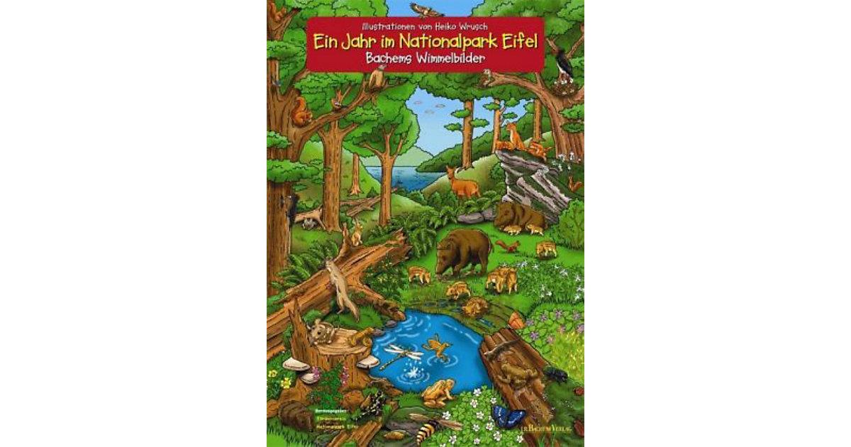 Ein Jahr im Nationalpark Eifel