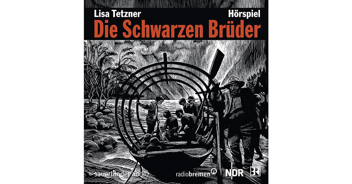 Die Schwarzen Brüder, 2 Audio-CDs Hörbuch