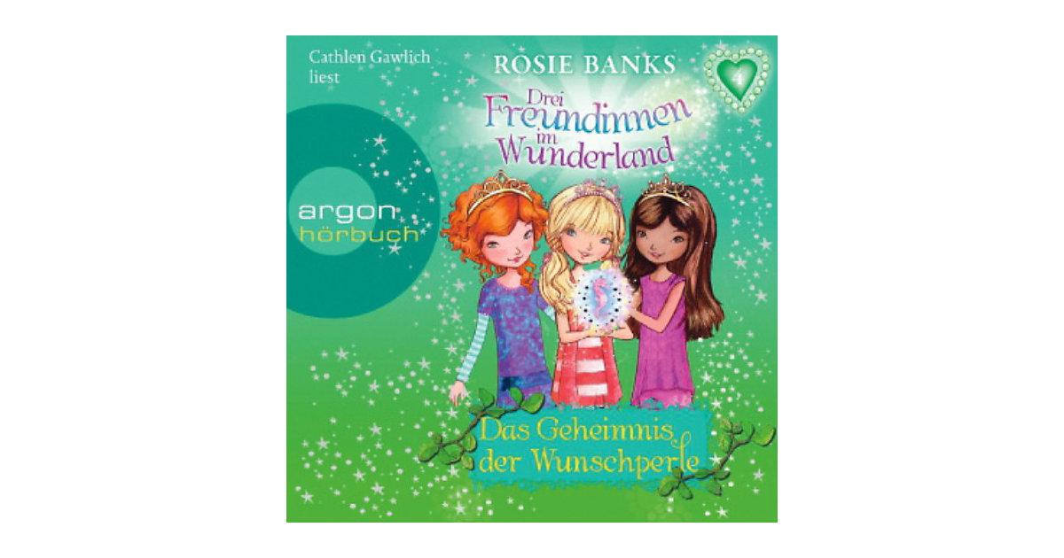 Drei Freundinnen im Wunderland: Das Geheimnis d...