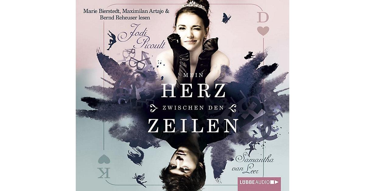 Mein Herz zwischen den Zeilen, 4 Audio-CDs