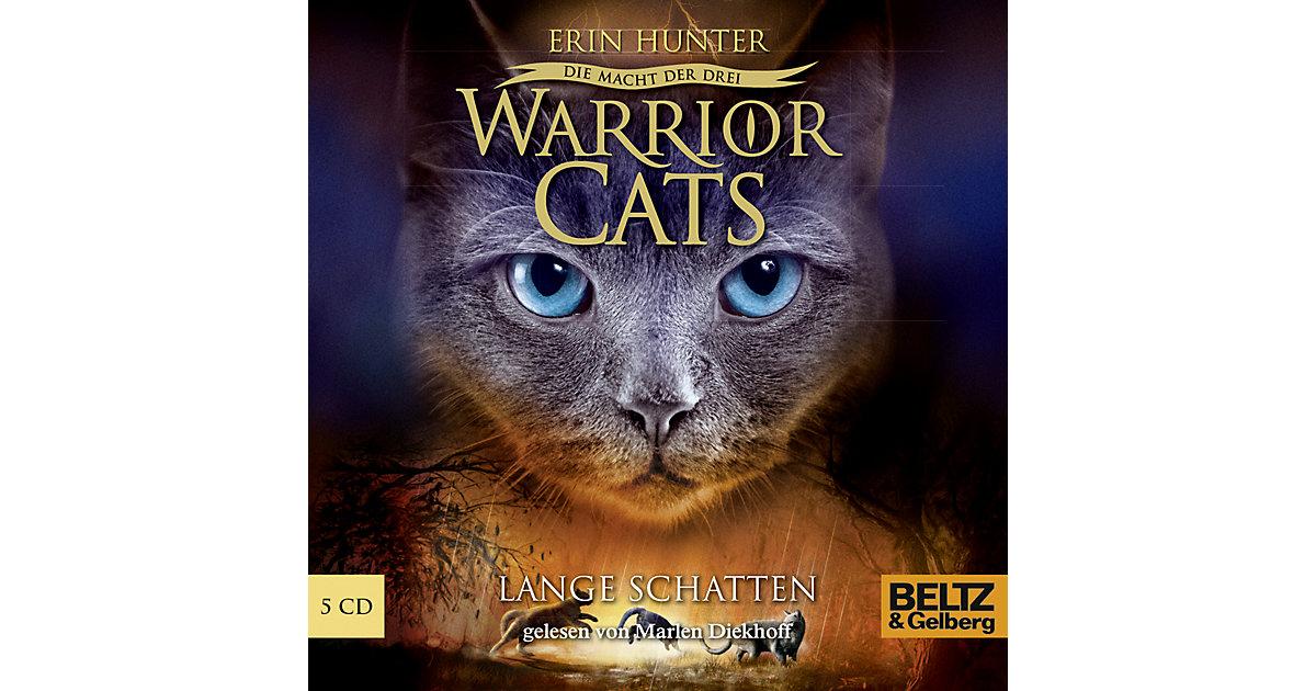 Warrior Cats - Die Macht der Drei: Lange Schatt...