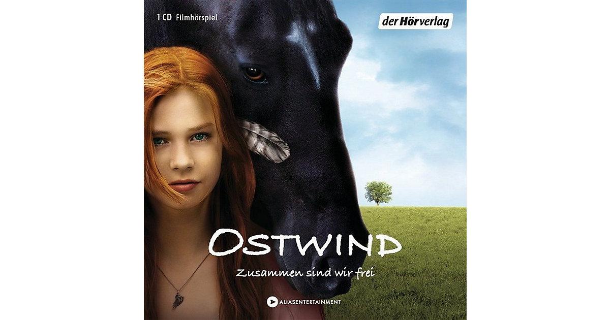 CD Ostwind - Zusammen sind wir frei (Filmhörspiel 1) Hörbuch