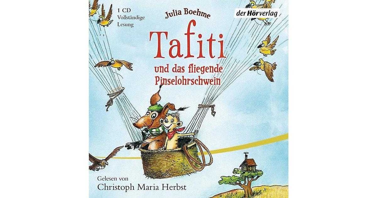 Tafiti und das fliegende Pinselohrschwein, 1 Au...