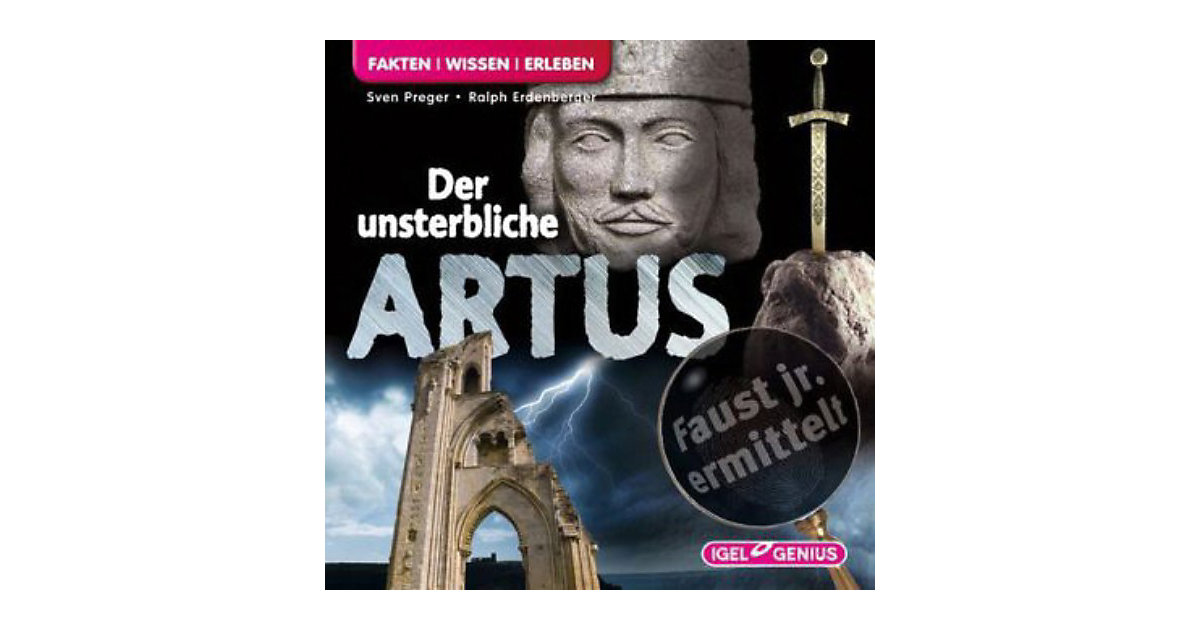 Faust Jr. Die Wissensdetektei: Der unsterbliche...