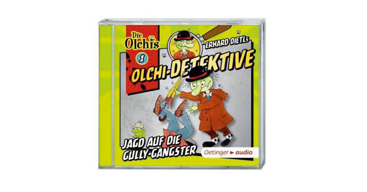 Olchi-Detektive - Jagd auf die Gully-Gangster, ...
