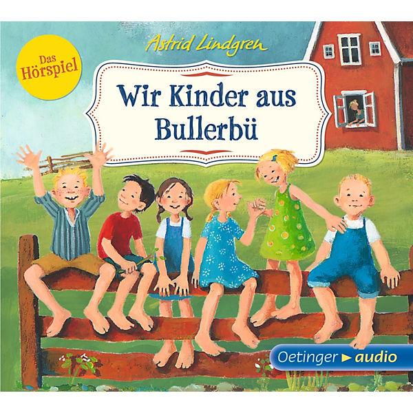 Wir Kinder aus Bullerbü - Das Hörspiel, 1 Audio-CD, Astrid Lindgren ...