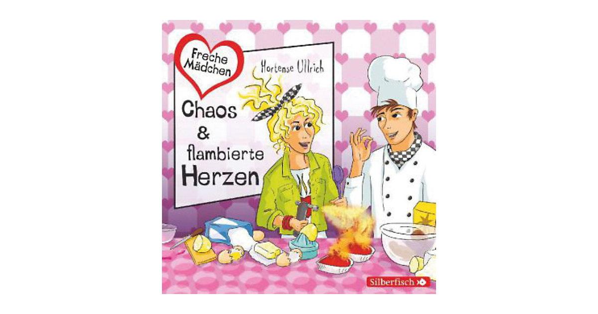 Freche Mädchen: Chaos & flambierte Herzen, 2 Au...