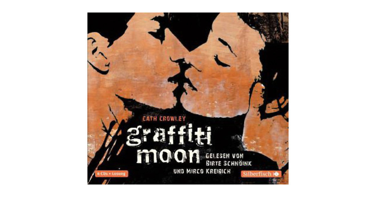 Graffiti Moon, 4 Audio-CDs