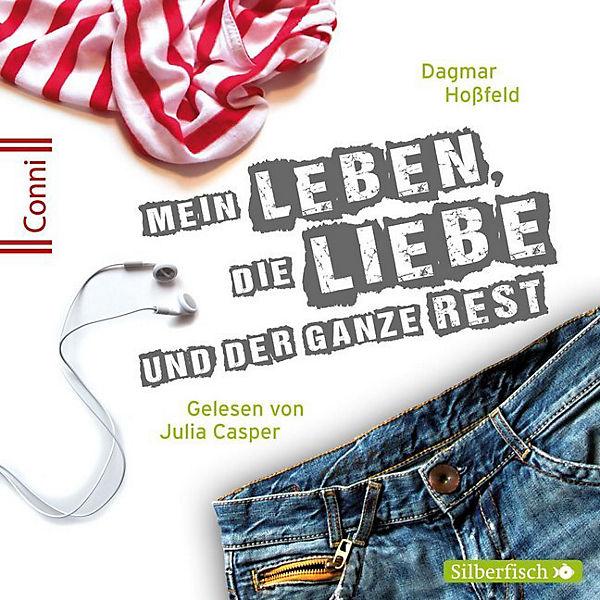 Mein Leben Die Liebe Und Der Ganze Rest 2 Audio Cds Dagmar Hossfeld Mytoys